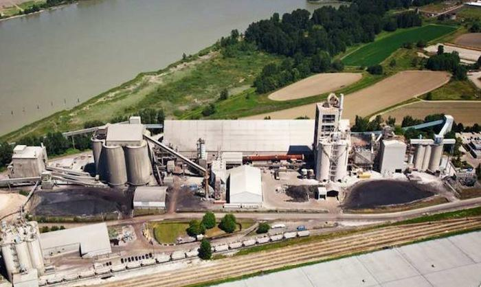 Lehigh Cement Plants : May recycling council of british columbia
