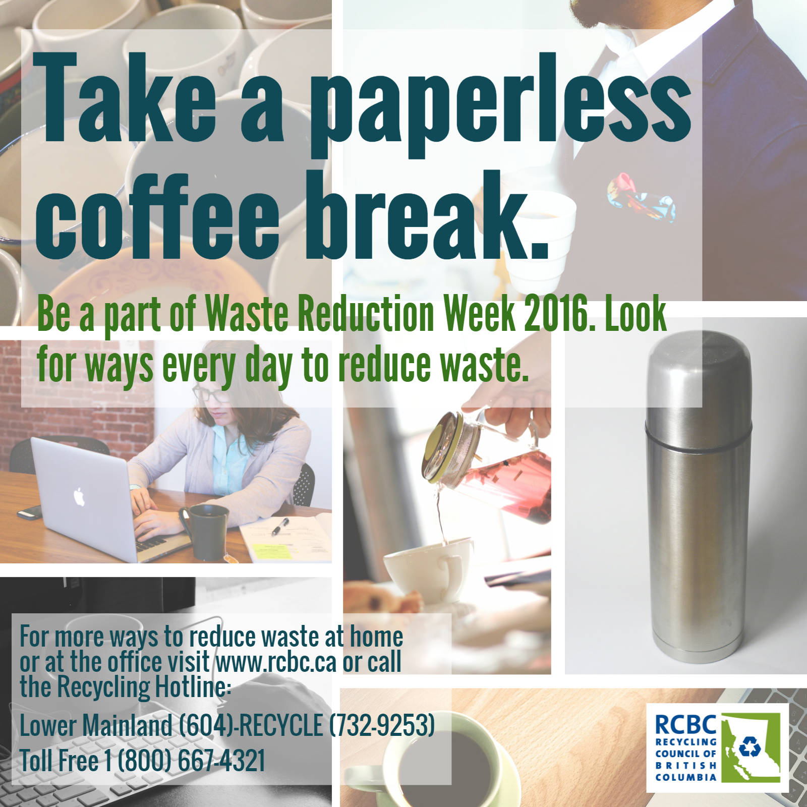 Paperless Coffee Break