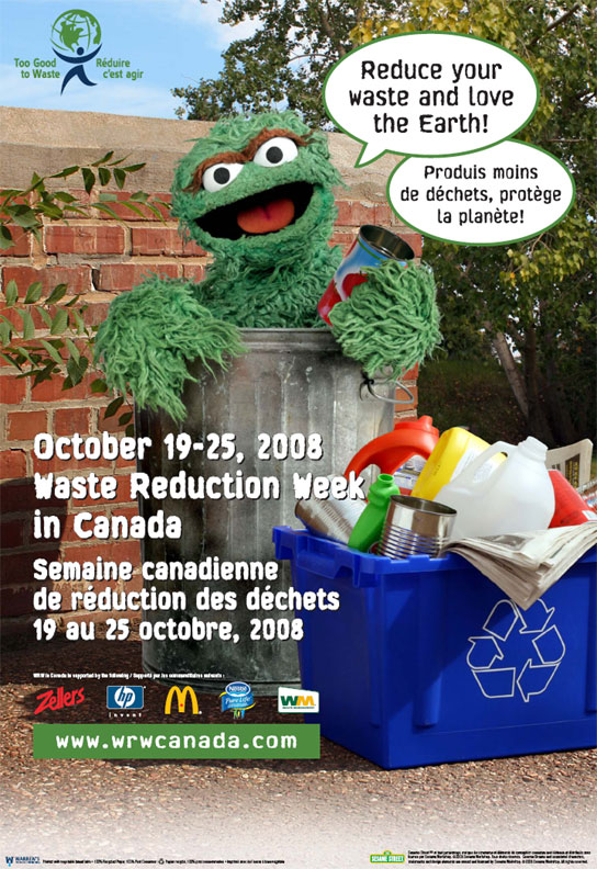 Past Waste Reduction Week Resources | Recycling Council of ...