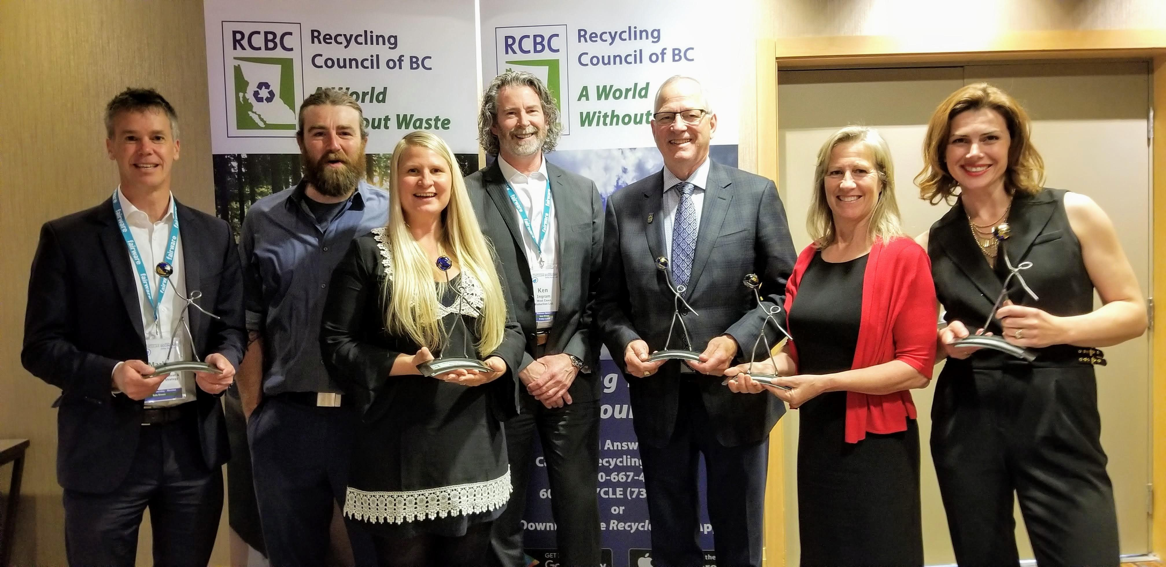 RCBC 2019 Award Winners