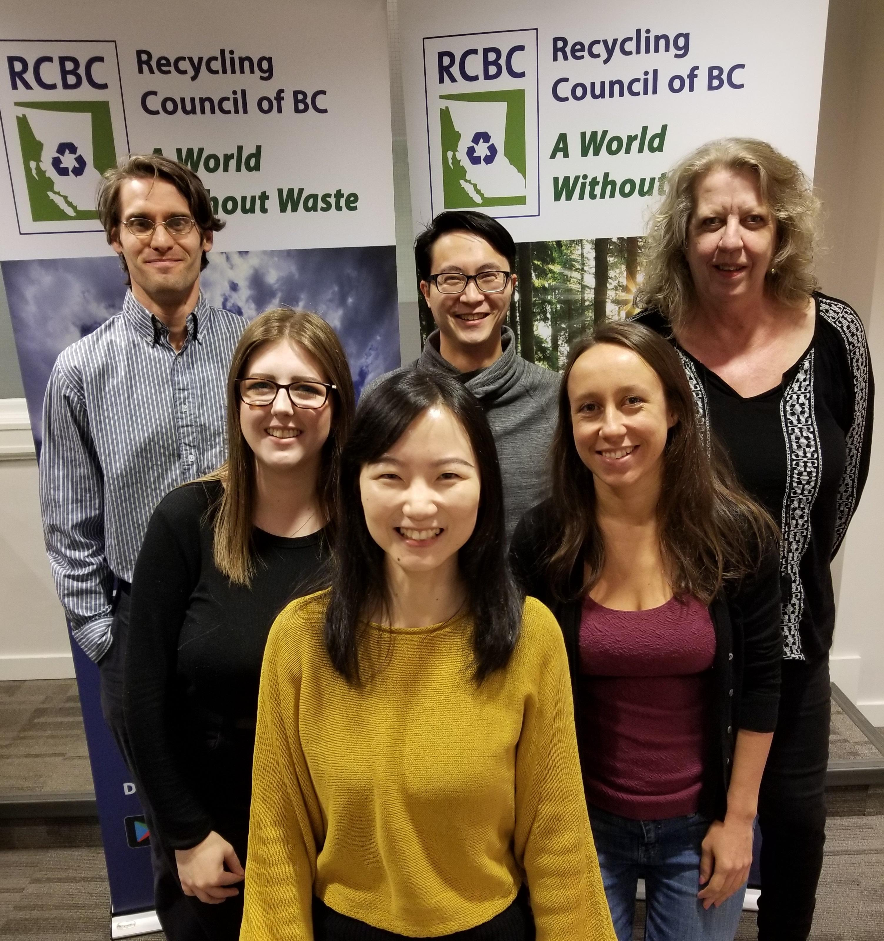 Recycling Hotline Group Photo